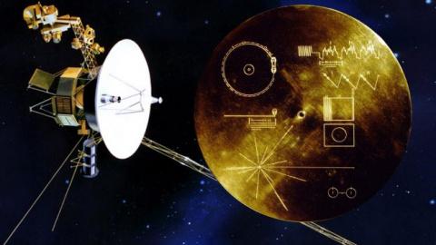 Космические зонды «Вояджеры»…