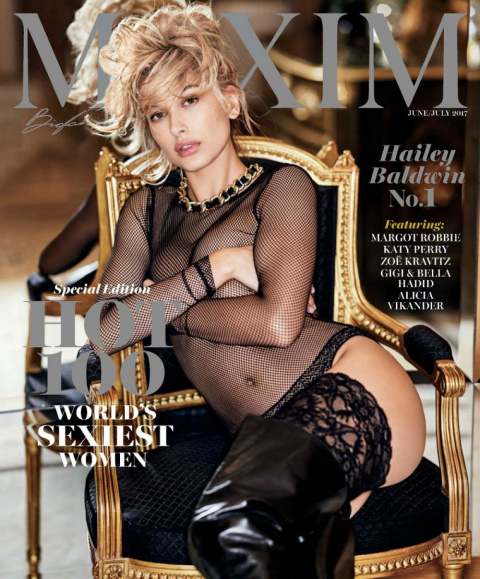 Самая сексуальная девушка мира – Хейли Болдуин. Что мы знаем о ней?