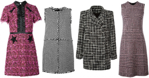 Платья, в которых вы не замерзнете: 7 интересных вариантов