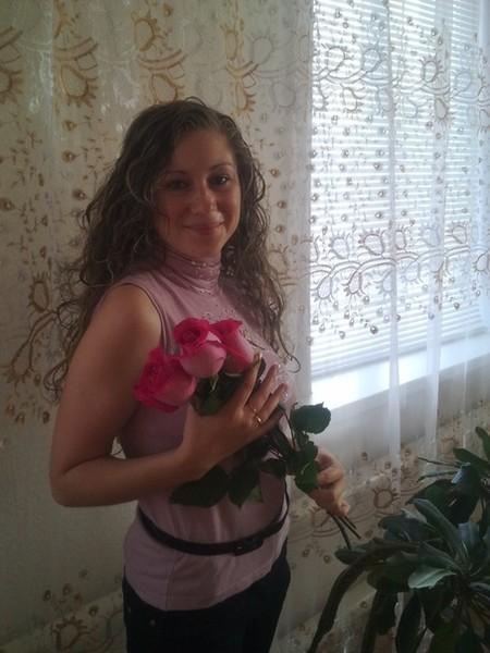 Дина Бурова (личноефото)