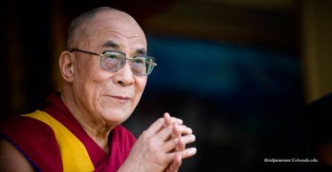 Далай-ламу спросили, что его…