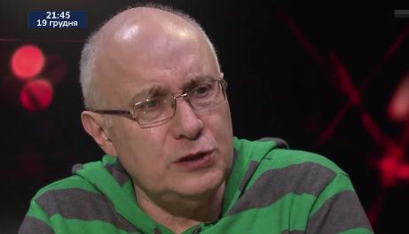 Ганапольский: Крым наш» закричал российский народ, а не Путин