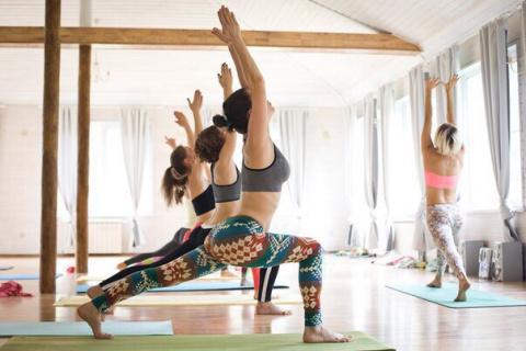 Найди свой стиль йоги