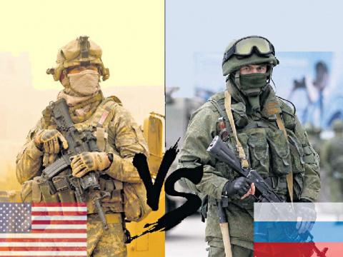 США нападут на Россию в 2017…