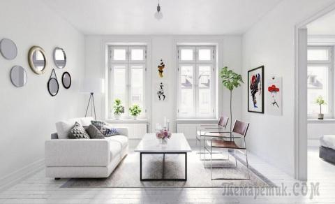 7 способов заполнить квартир…
