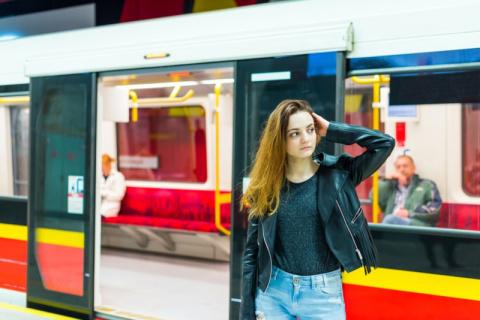 5 видов пассажиров в метро, …