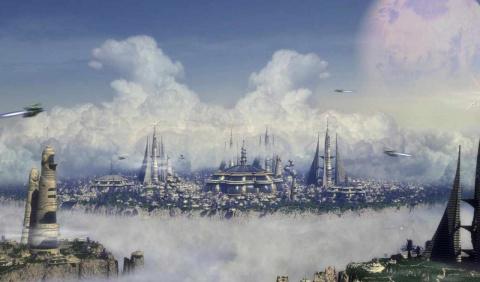 Взгляд из прошлого: какой видели Москву будущего в 1914-м году