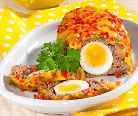 10 занятных рецептов из яиц