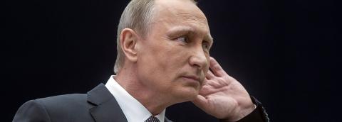 Сыта по горло: Путин, приди