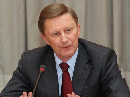 Иванов: «В окружении Путина …