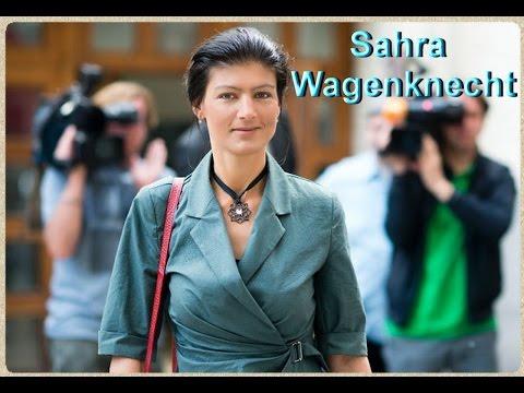 Сара Вагенкнехт: «Лживая Меркель исполняет пожелания Обамы в ущерб собственному народу!»