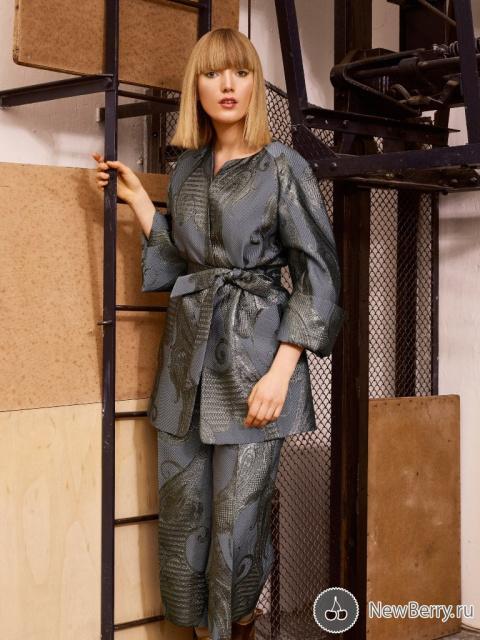 Коллекция модной женской одежды Pre-Fall 2017 от немецкого бренда Talbot Runhof