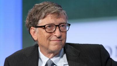 Билл Гейтс уступает долю в  Microsoft Стиву Балмеру