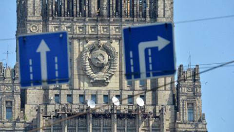 Россия уведомила Эстонию и Молдавию об ответной высылке дипломатов