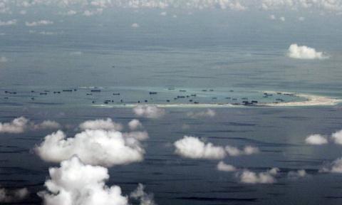 ВМС США провели в Южно-Китай…