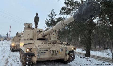 Deutsche Welle: Американские военные в Польше - пришли, чтобы остаться