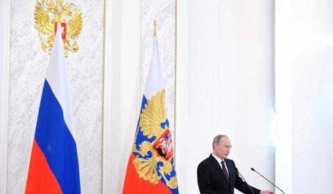 Die Welt: Владимир Путин и н…