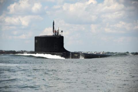 США готовят подводный ядерны…