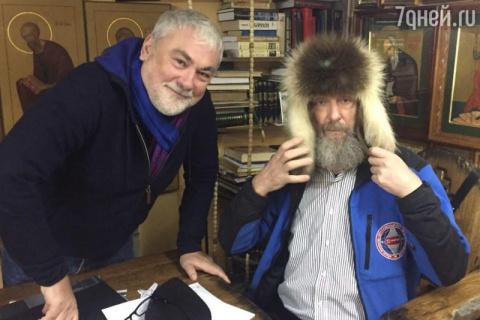 Федор Конюхов установил миро…