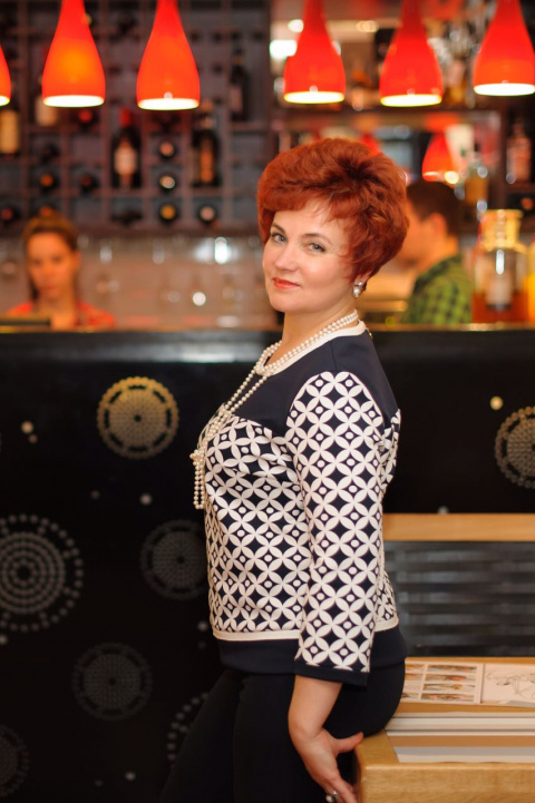 Лена Стахова (личноефото)