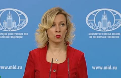 Захарова о доказательствах «вмешательства России в выборы»: хакеров в пробирку не насыпешь