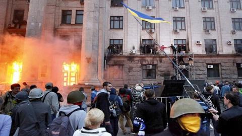 Корнилов: Из России депортировали жертву «Одесской Хатыни»