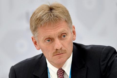 В Кремле не нашли угроз в военном строительстве в Китае