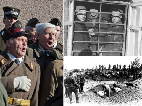 """Вспоминая """"нечеловеческий режим"""" Сталина, о чём забыл сказать президент Латвии?"""