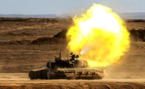 Русские танки отхватили больше половины мирового рынка