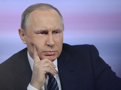 Путин: преждевременное сниже…