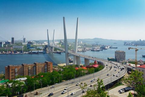 Владивосток остается на третье строчке в конкурсе «Города России-2016»