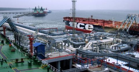 Россия запустила собственные нефтяные фьючерсы