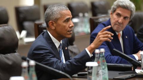 Обама признал, что ошибки пр…