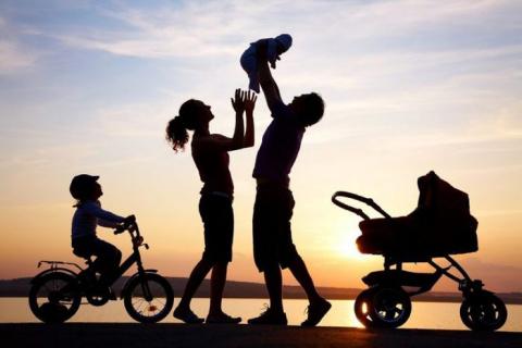 Притча о семейном счастье.