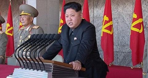 """Ким Чен Ын крепко """"приложил""""…"""