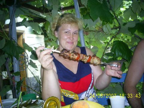 Елена Савуляк