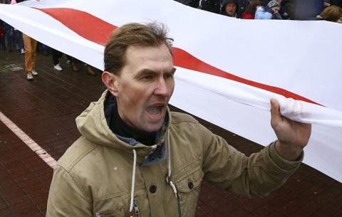Как Беларусь провалила демок…