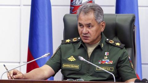 Сергей Шойгу уверен в большом уважении к армии среди жителей России