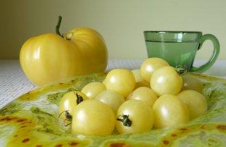 Белоснежные томаты – плоды с…
