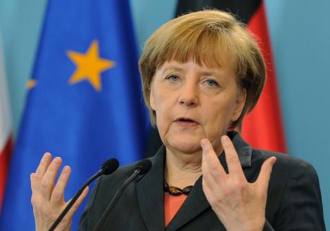 Меркель: Германии нужно пере…