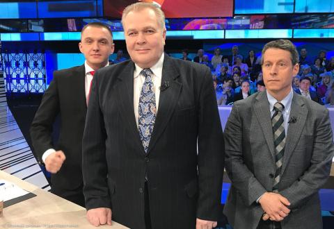 Бал русофобии на РосТВ: Поче…