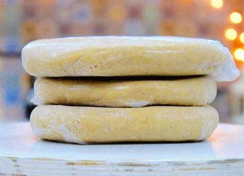 Имбирное пряничное тесто