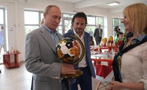 Владимир Путин везет в Москв…