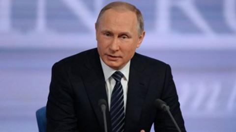 Путин подшутил над американским журналистом