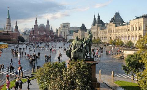 Европейцы о Москве: что беси…