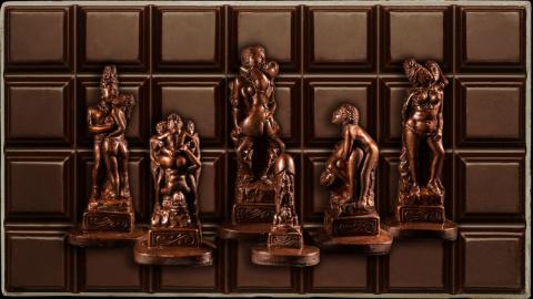 Шоколадная Камасутра ко Дню …