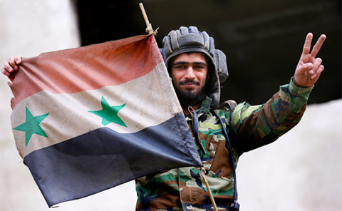 Новости Сирии: Дамаск отразил атаку террористов