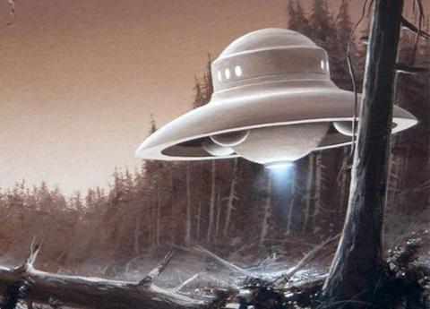 Наблюдение НЛО и контакты с …