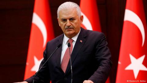 Что премьер Турции обсудит с…