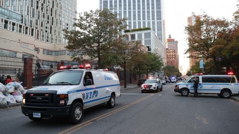Посольство РФ в США не располагает данными о россиянах, пострадавших в Нью-Йорке